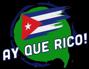Ay Que Rico! Logo